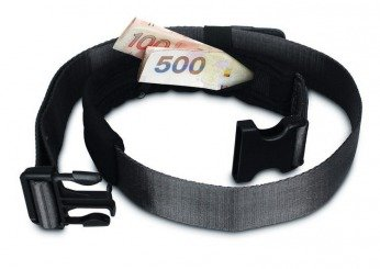 Cashsafe 25 Anti-theft deluxe travel belt wallet