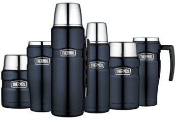 Thermos King Isolationflask 1,2 L, Blue